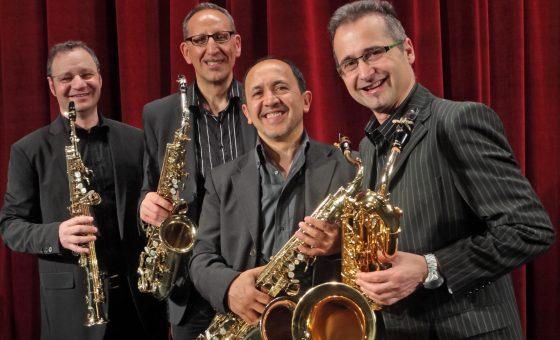 Quartetto di sassofoni ACCADEMIA & Maria Tsulimova