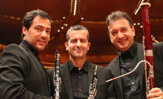 I Solisti dell'Accademia di Santa Cecilia – Trio d'Ance