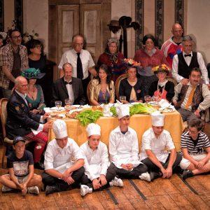Domenica 28 ottobre, ore 17,00 Lu spusalizie a la spruvviste – Compagnia Teatrale Teatro Minimo Angolano