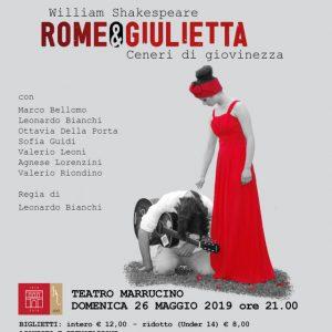 ROMEO E GIULIETTA Ceneri di giovinezza