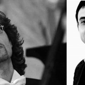 Alexander Kobrin & Giuliano Mazzoccante