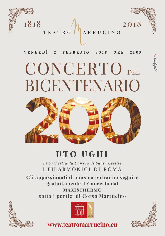 Per seguire il Concerto del Bicentenario