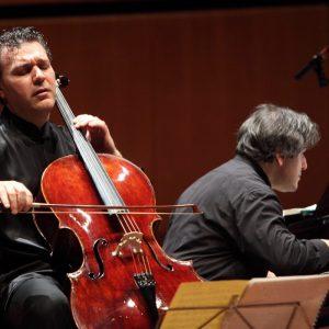 Antonio Pappano e Luigi Piovano in concerto