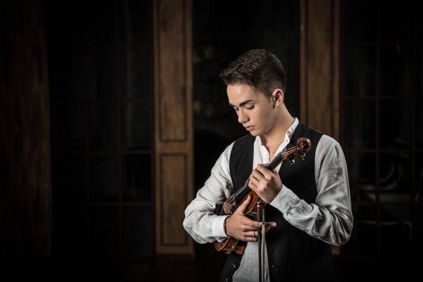 Il concerto di Giuseppe Gibboni rinviato al 12 giugno 2017
